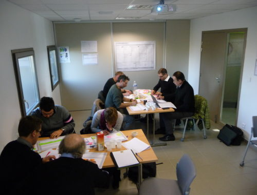 Formation Busines Model pour entreprises de menuiseries, scierie, charpente
